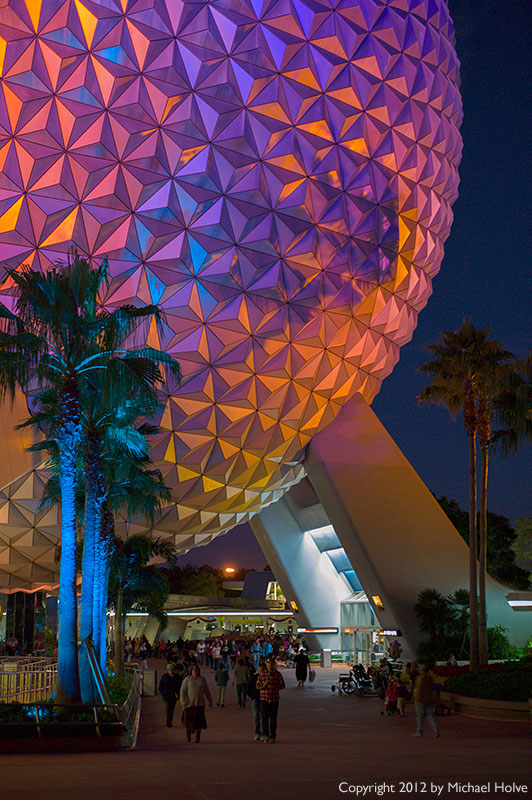 Where In Walt Disney World Blog Archive Spaceship Earth