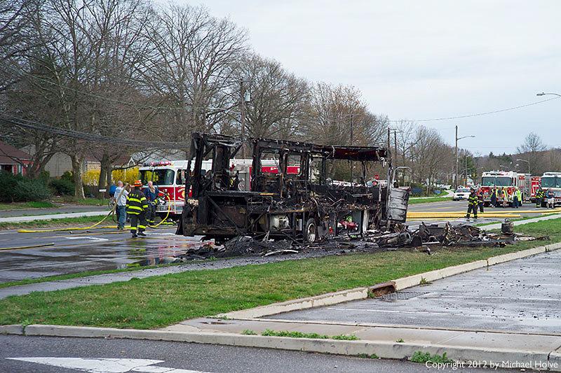 Oakwood RV Fire